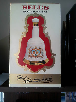 Charles And Diana Bells Whiskey