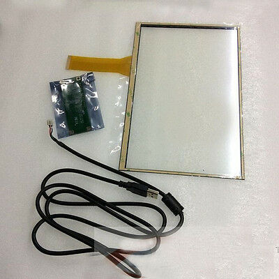10.1 inch USB Multi-Capacitive Touch Screen Digitizer Panel for 16:10 LCD Screen