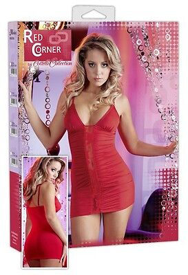 Red Corner Kleid rot S Women |52