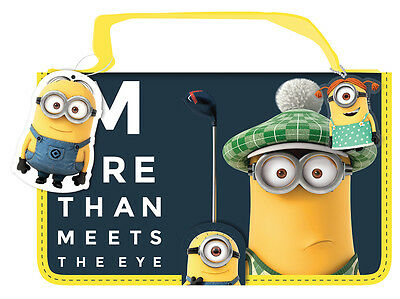 Despicable Me Minion Colouring Bag Stationery Set Stickers