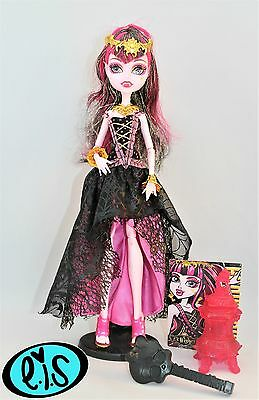Draculaura 13 Wishes Monster High Doll