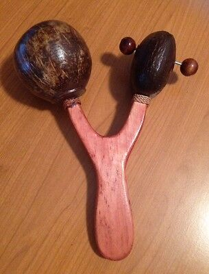 Maraca Wooden Timber Music Musical Instrument Orchestra Percussion Band Child