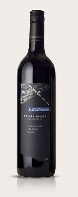 O'Leary Walker `Blue Cutting Road` Cabernet Merlot 2012 (6 x 750mL), SA.