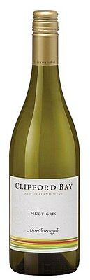 Clifford Bay Pinot Gris 2015 (6 x 750mL), Marlborough, NZ.