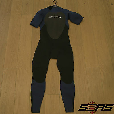 2016 O'Neill Epic 4/3mm Short Sleeve Wetsuit