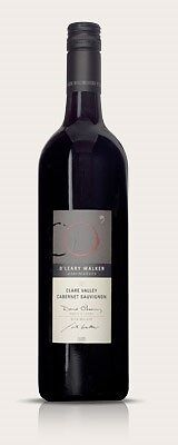 O'Leary Walker Cabernet Sauvignon 2013 (6 x 750mL), Clare Valley, SA.