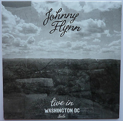 Johnny Flynn - Live In Washington DC Solo. Limited to 500 copies. Detectorists.