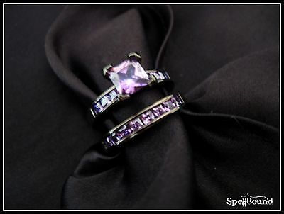 SPELL-INFUSED Love ATTRACTION Two Ring Set 99% ACCURATE Witch WICCA Amulet