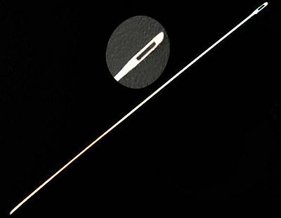 80Mm Beading Needles Jewellery Findings Craft Making Threading String Wire Cord