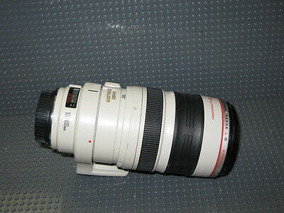 Canon EF 100-400mm F/4.5-5.6 L IS USM Lens WORKS BUT STABILIZER FAULTY