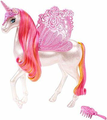 Barbie Fairytale Pink Pegasus Discontinued by manufacturer