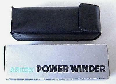 Canon AE-1 power winder