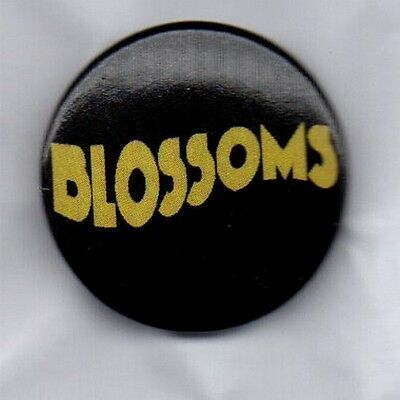 BLOSSOMS BUTTON BADGE - ENGLISH INDIE POP BAND - CHARLEMAGNE 25mm PIN