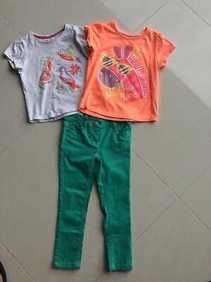 Girls Clothes Bundle Size 4 Years From Next