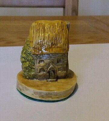 Swallowdale Crafts , Cornwall minature cottage -  excellent condition
