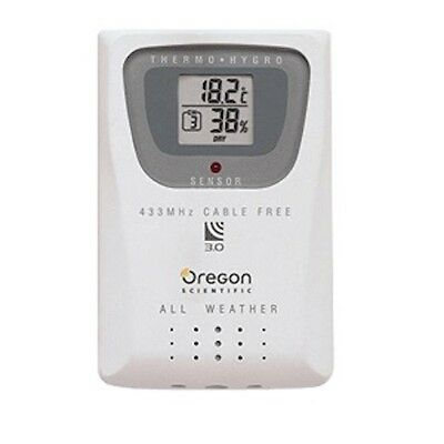 Oregon Scientific THGR810 Temperature / Humidity Wireless Sensor 10 channel