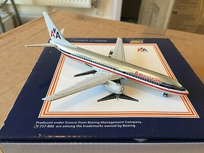 American Airlines Boeing 737-800 N913AN Aircraft Model 1:250 Scale Gemini Jets