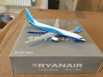 Ryanair Boeing 737-800 EI-DCL Aircraft Model 1:250 Scale Gemini Jets VERY RARE