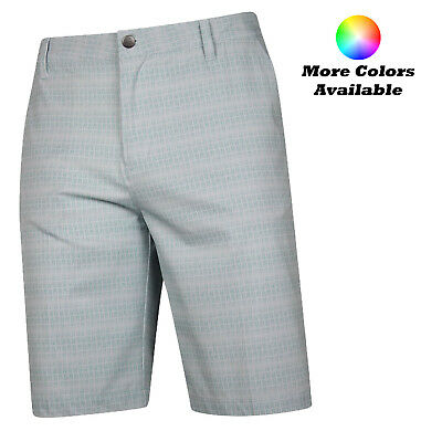 New Adidas Golf 2016 Ultimate Dot Plaid Shorts - Pick Size & Color