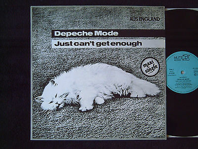 """Depeche Mode """"Just Can't Get Enough"""""""