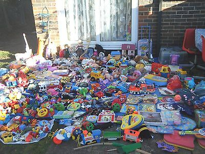 Job Lot Toys - used and new / about 270 staff