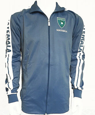 GUATEMALA Track Jacket SEASON 2016 Official Merchandise ADULT, AWESOME QUALITY