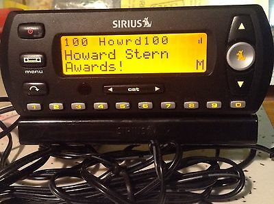 ACTIVATED Stratus 4 SV4 REPLACEMENT RECEIVER ONLY Sirius xm post FCC trans EUC