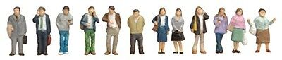 "Tomytec Model People ""Standing People"" 1/150 N scale Ningen 103"