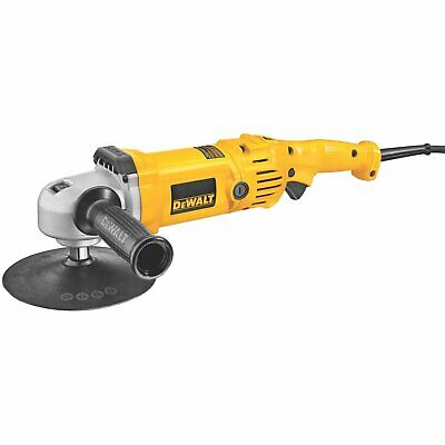 "DeWALT DWP849 7"" - 9"" Variable Speed VS Polisher Buffer Tool - Soft Start"