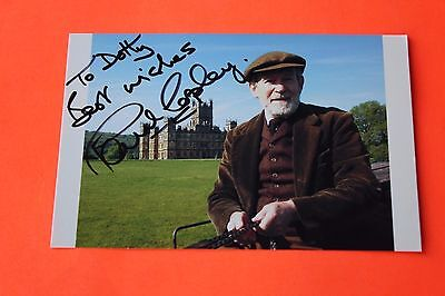 Paul Copley (Downton Abbey) Signed Photo