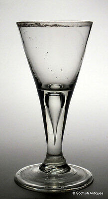 18th Century Saxon Wine Glass