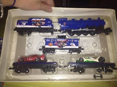 Limited Edition Superman Racing Train Set