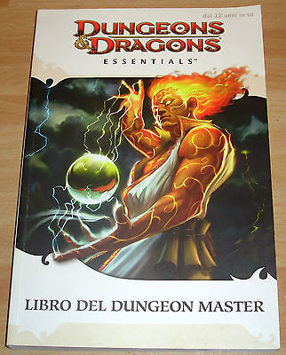 D&D Dungeons & Dragons Essentials Libro del Dungeon Master