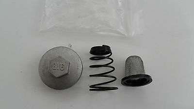 Sump Bung Oil Filter And Spring Gy6 Engine For Scomadi Direct Bikes Baja Jonway