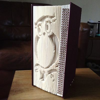 Book-folded art  Ideal For Any Occasion Gift