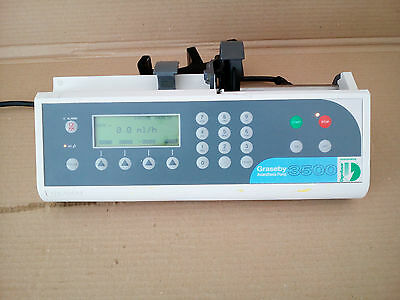 Graseby 3500 Infusion Pump Syringe Driver