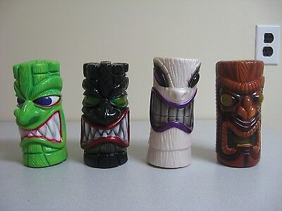 Hot Rod Underground TIKI Statues Toy Zone Larry Salazar Craig Judd