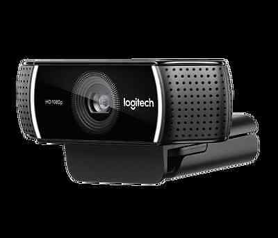 brand new Logitech C922 HD Pro Stream Webcam FULL HD 1080P Tripod 960-001090