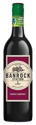 Banrock Station Shiraz Cabernet NV (6 x 750mL), SA.