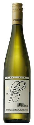 Mt Difficulty `Target Gully` Riesling 2014 (12 x 750mL), Central Otago, NZ.