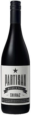 Partisan `Personality White Label` Shiraz 2013 (6 x 750mL), McLaren Vale.