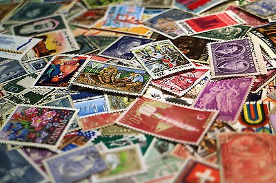 Nice Worldwide Lot of 50g Stamps Off Paper