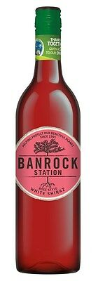 Banrock Station White Shiraz 2015 (6 x 750mL), SA.