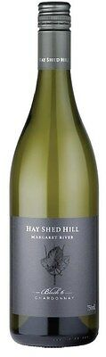 Hay Shed Hill `Block 6` Chardonnay 2014 (6 x 750mL), Margaret River, WA.