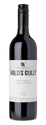 Wood Park `Wild's Gully` Shiraz Cabernet 2012 (12 x 750mL), King Valley.