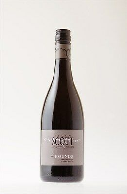 Allan Scott `Hounds` Pinot Noir 2013 (6 x 750mL), Marlborough, NZ.
