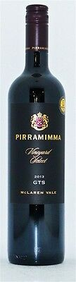 Pirramimma `Vineyard Select` GTS 2013 (6 x 750mL), McLaren Vale, SA.