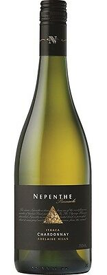 Nepenthe `Pinnacle` Ithaca Chardonnay 2014 (6 x 750mL), Adelaide Hills, SA.