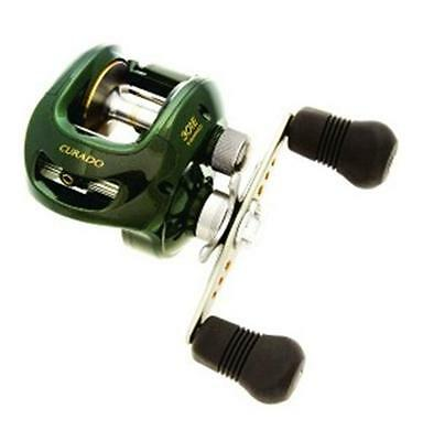 Shimano Curado CU301E Left-Handed Baitcasting Reel - Extremely Fast Shipping!