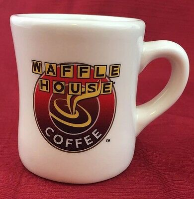 WAFFLE HOUSE Coffee Mug Heavy Thick Diner Style Cup Tuxton Restaurant